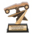 92547GS    Star Power Pinewood Derby Trophy